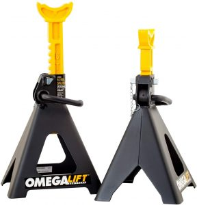 Omega Lift 32068 Heavy Duty Jack Stands