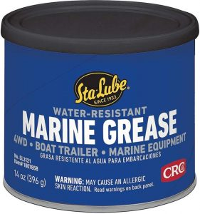 Sta-Lube Water resistance Marine Grease
